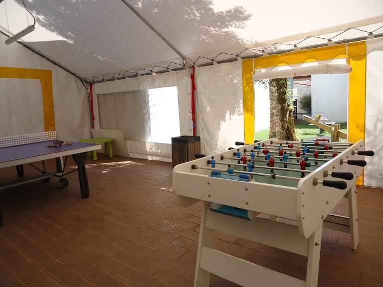 Camping Les Grissotières Aire de Jeux