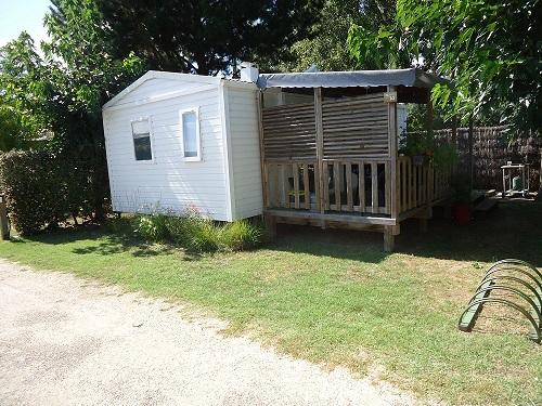Campsite les Grissotières Mobile home rental Stede Bonnet