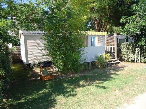 Campsite les Grissotières mobil home rental Anne Bonny