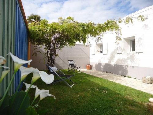 Camping les Grissotières location Maison Oléronaise bord de mer