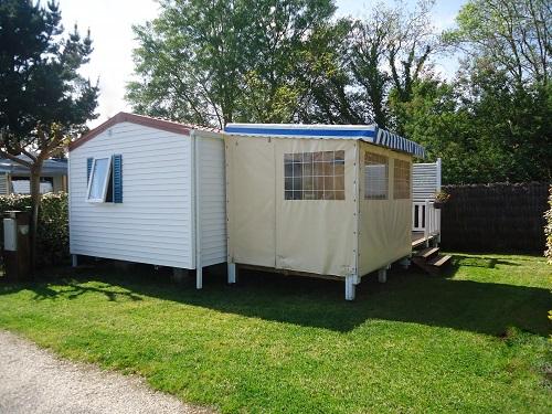Camping les Grissotières location Mobil home Jack Ward