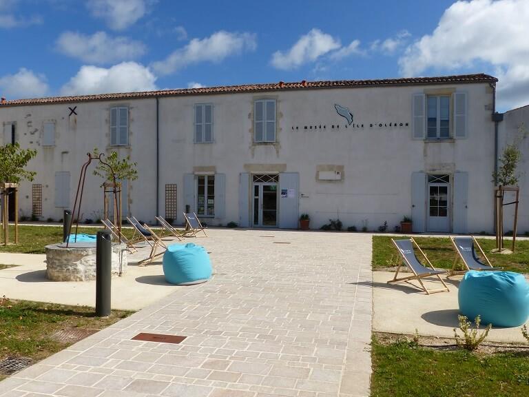 Museo de la Isla de Oléron cerca del Camping Les Grissotières